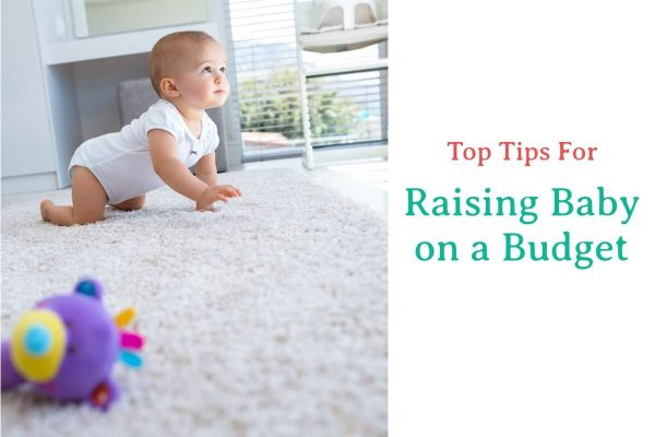 raising baby on a budget